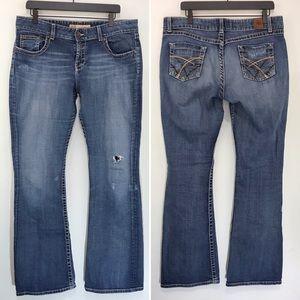 Buckle BKE Culture Jeans Stretch Bootcut 34x35.5